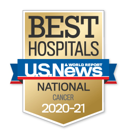 US News and Word Report Top Cancer Center