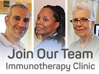 SCCA Immunotherapy Clinic