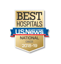 US News & World Report Top Cancer Hospital