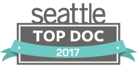 Seattle Magazine Top Doc 2017