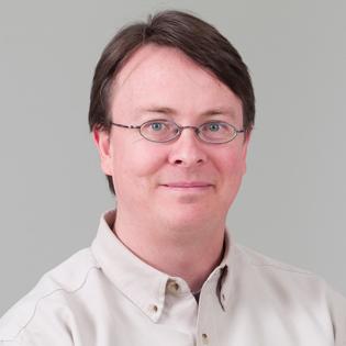 Professional Headshot of Scott Diede