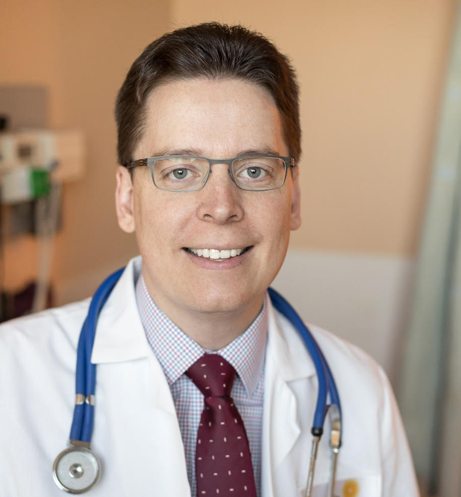 David Coffey, MD